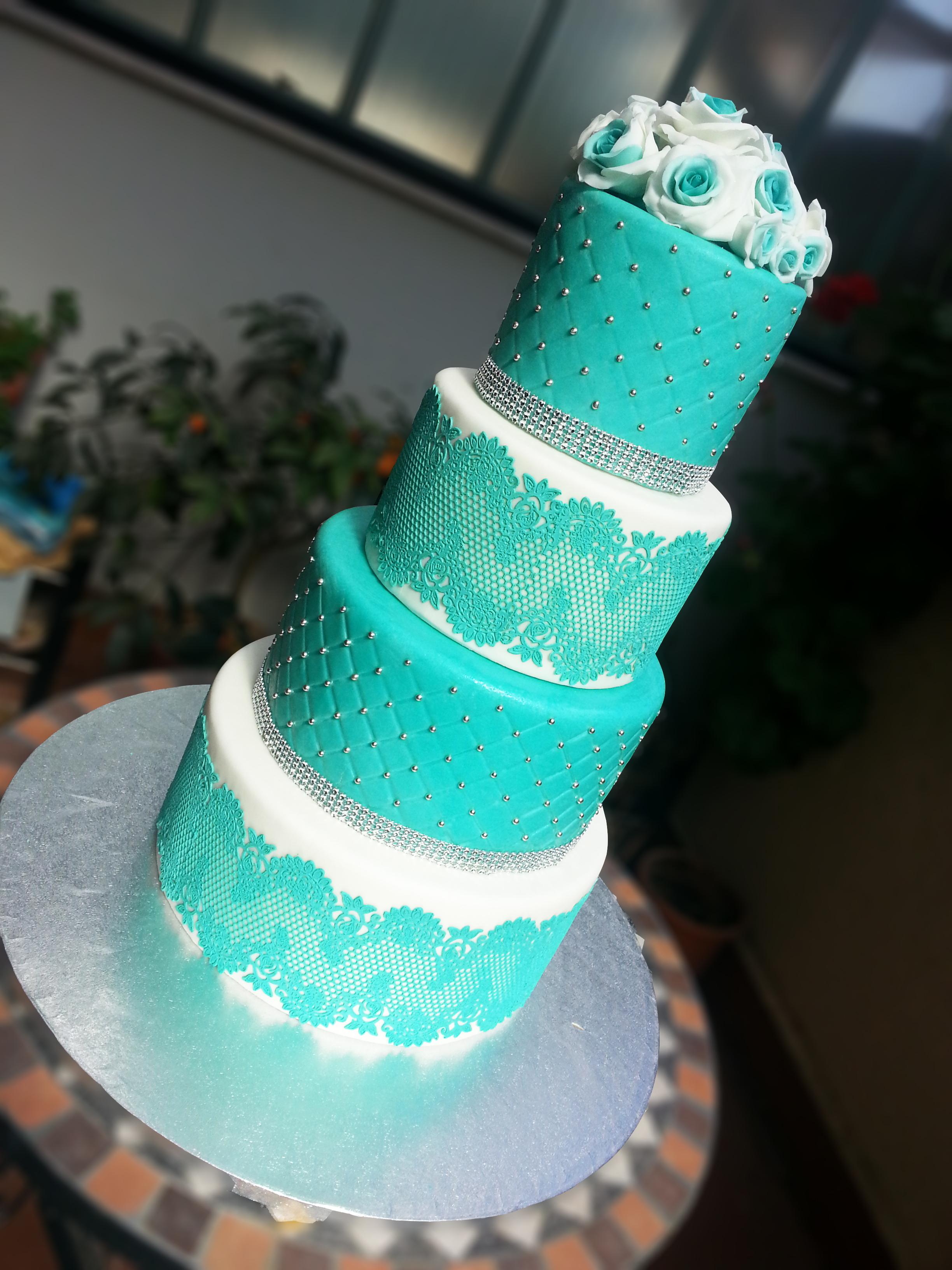 Tutto sulle torte decorate cuginette sul g teau for Piani ragionevoli per la casa