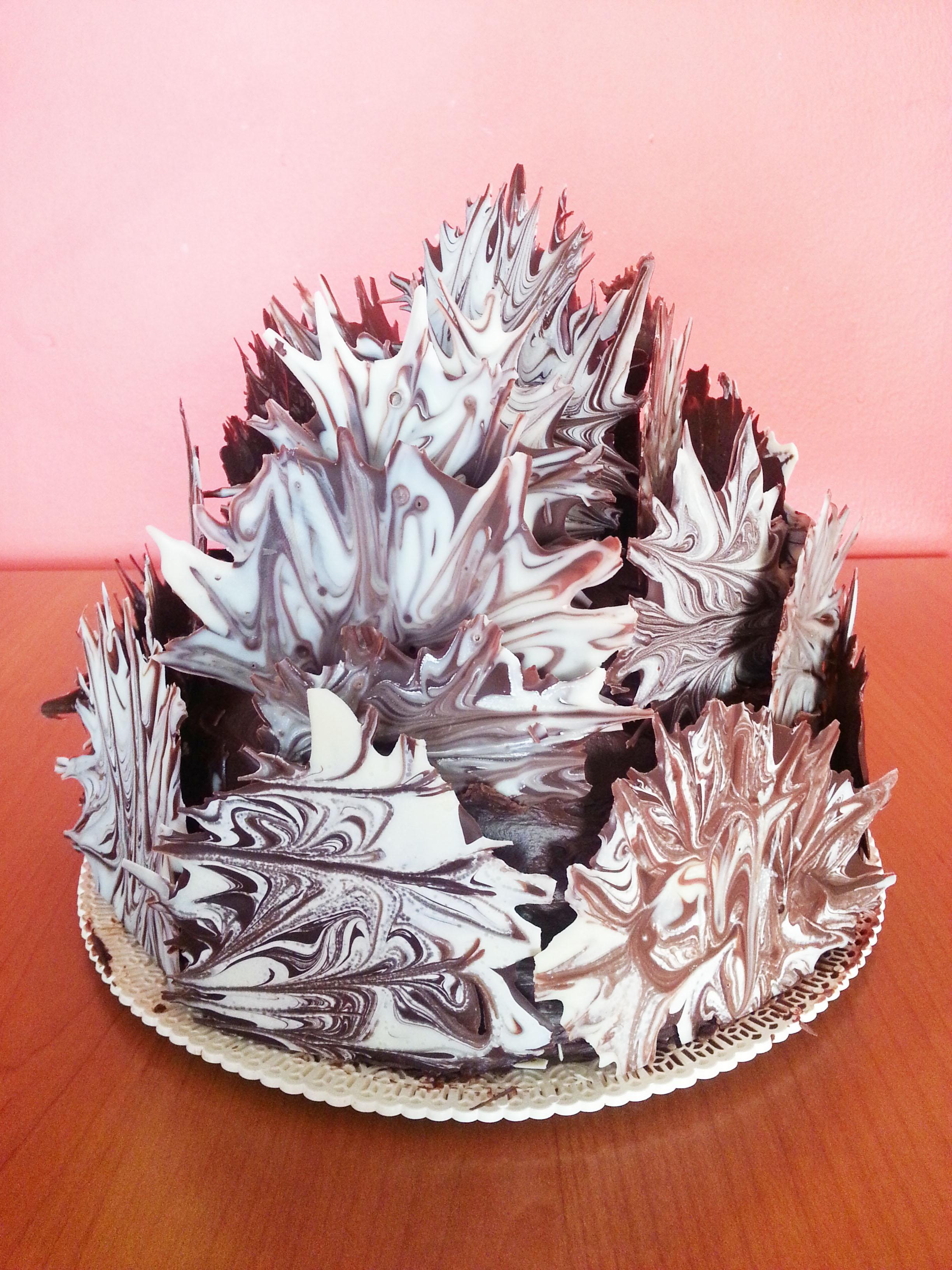 Amato Torta fiammante | Cuginette sul gâteau US69