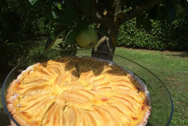 Torta di mele alsaziana