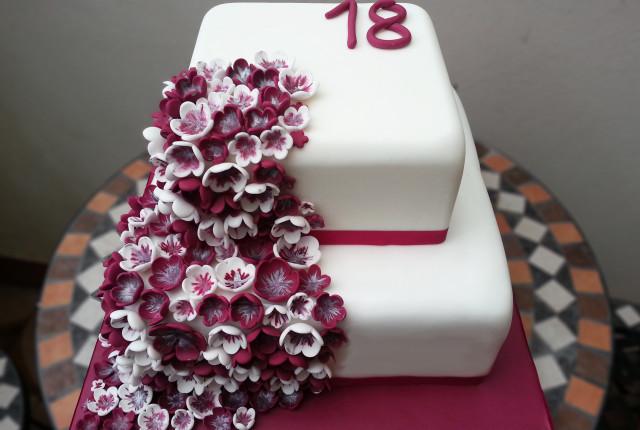 Torte per tutti cuginette sul g teau for Torte di compleanno a due piani semplici