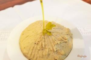 Hummus di ceci veloce