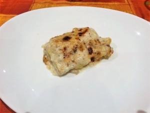Lasagne cacio e pepe