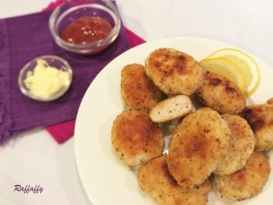 Nuggets di pollo homemade