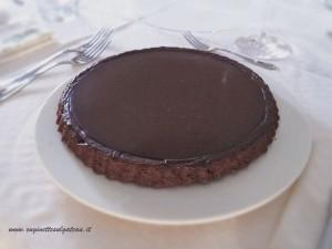 Torta apoteosi di cioccolato