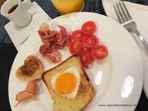 Uovo nel cuore
