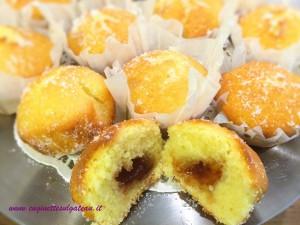"""Muffin """"Doughnut""""… ovvero il muffin che si crede una ciambella!"""