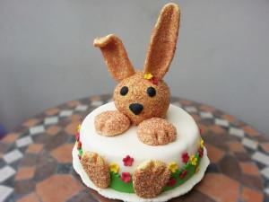 Torta coniglietto