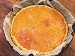 pumpink pie