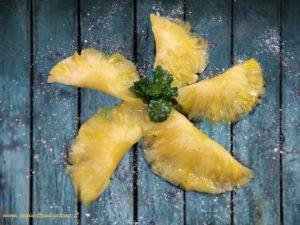 Ravioli di ananas