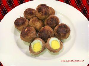 Uova alla scozzese… mignon