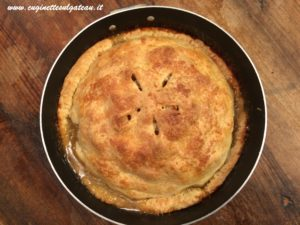 Apple pie (la torta di mele di Nonna Papera!)
