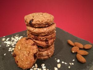 Biscotti vegani ai cereali