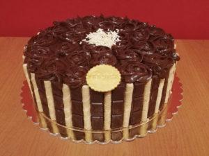 Torta al cioccolato simil-Nigella